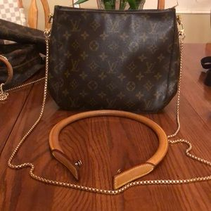 Louis Vuitton looping 💯%authentic